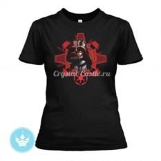 Женская футболка Darth Vader
