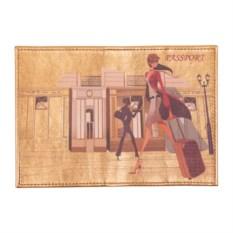 Обложка для паспорта Путешествия. Вояж