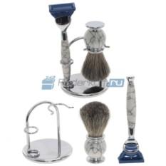 Набор для бритья Мрамор
