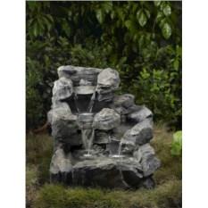 Напольный фонтан Горный ручей