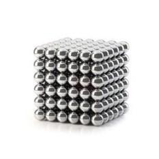 Нео Кубик Альфа 5 мм (цвет: никель)