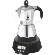 Гейзерная кофеварка Bialetti Easy timer