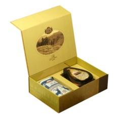 Набор Basilur Чайный подарок, золотой