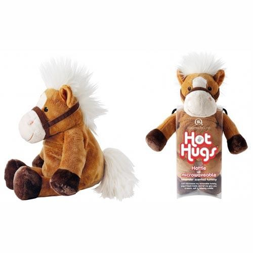 Игрушка-грелка Hot Hugs Лошадь (символ 2014 г.)