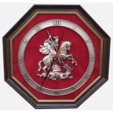 Настенные часы Герб Москвы