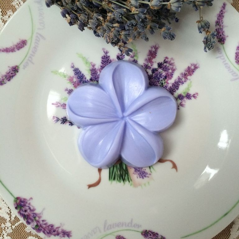 Сувенирное мыло Цветок