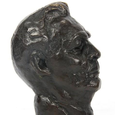 Бюст «Л. Брежнев (голова)»