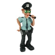 Декоративная фигурка Полиция