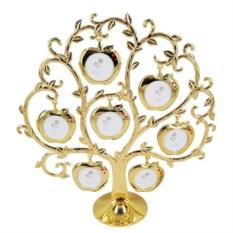 Фоторамка Яблоки золотого цвета