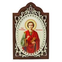 Икона с образом целителя Пантелеймона