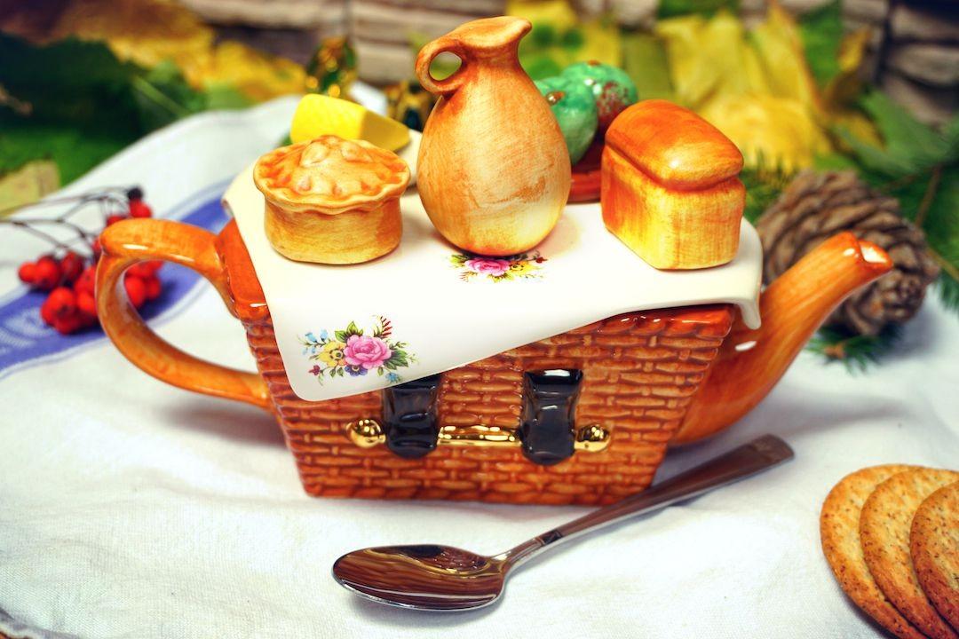 Чайник Пикник
