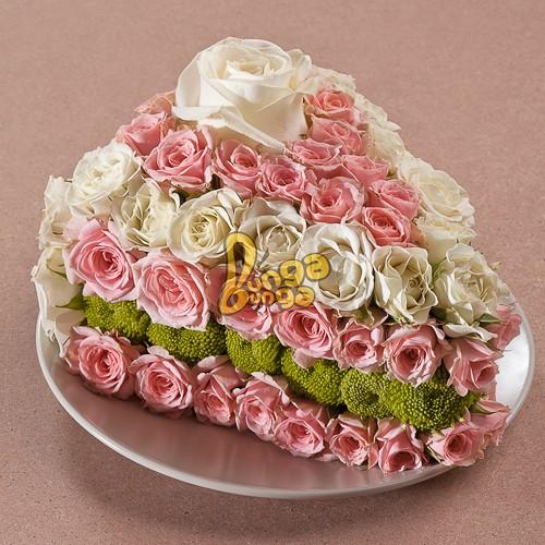 Кусок тортика