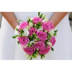 Мастер-класс «Букет невесты своими руками»
