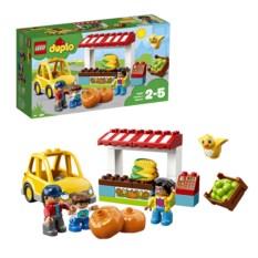 Конструктор Lego Duplo Фермерский рынок