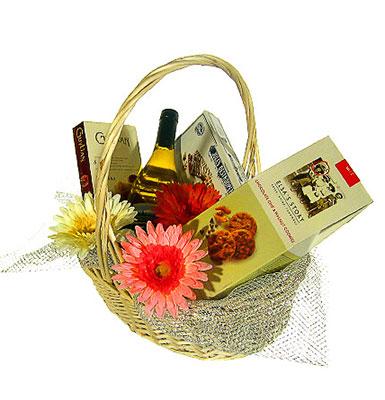Подарочная корзина «Эльза стори»
