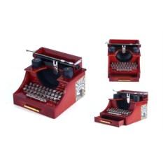 Музыкальная шкатулка Печатная машинка