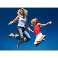Подарочный сертификат Прыжки на батуте для детей