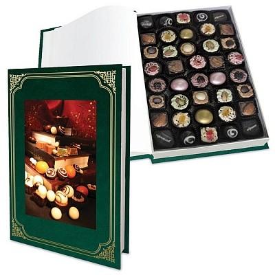 Шоколадный набор Книга о шоколаде