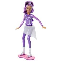 Кукла Barbie с ховербордом Космическое приключение