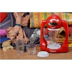 Красный миксер-блендер Smoothie Maker