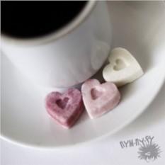 Фигурный сахар Сердце