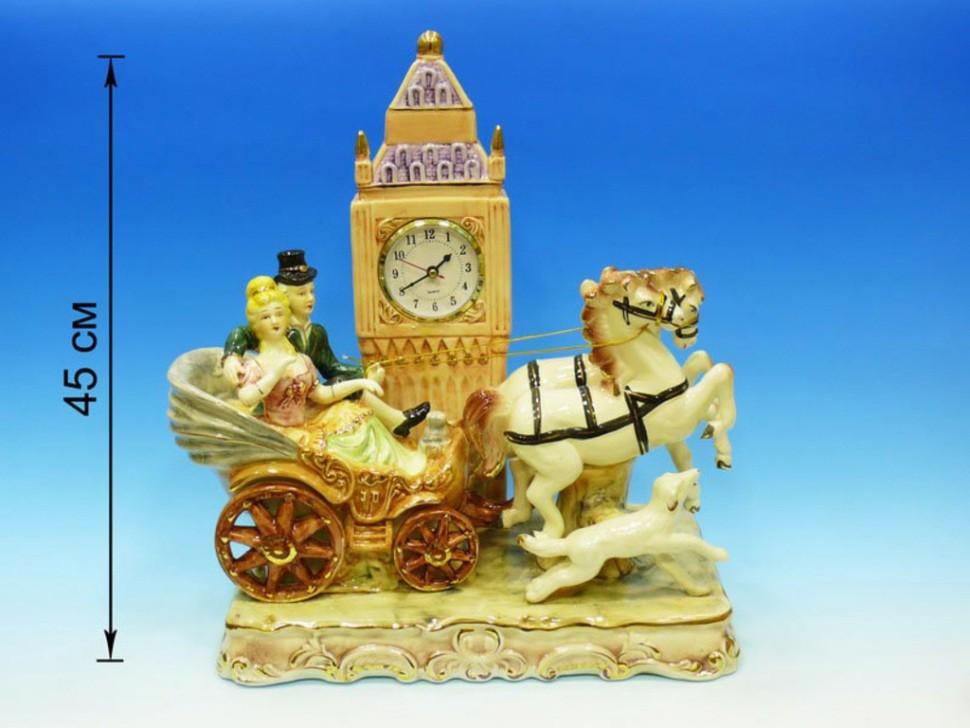 Настольные часы Карета Hangzhou Jinding
