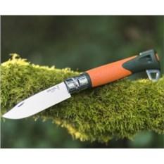 Складной оранжевый нож Opinel Specialist