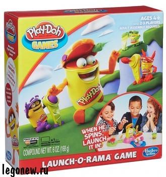 Настольная игра с пластилином Додошка (Play-Doh)