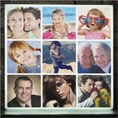 Лайтбокс Любимые фотографии(45х45)