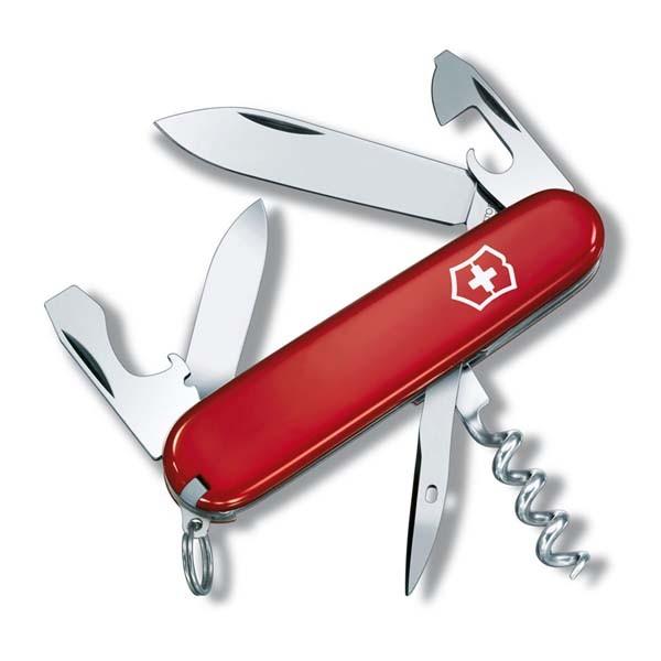 Швейцарский нож Victorinox Tourist, 12 функций