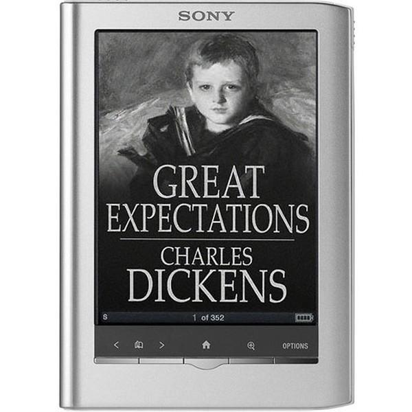 Электронная книга Sony PRS-350 silver