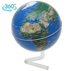 Настольный вращающийся глобус