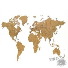Карта-пазл Следуй за мечтой (100 х 60 см)