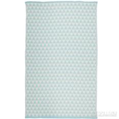 Мятное детское одеяло Hills 130х170 см