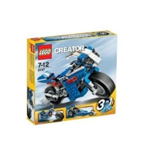 Конструктор Lego Creator «Гоночный мотоцикл»