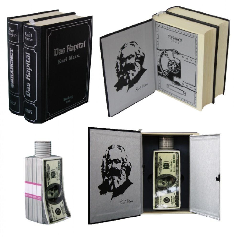 Книга со штофом Хранитель капитала