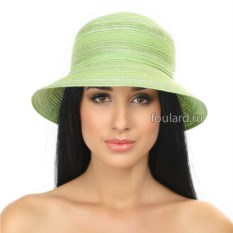 Пляжная зеленая шляпа Del Mare