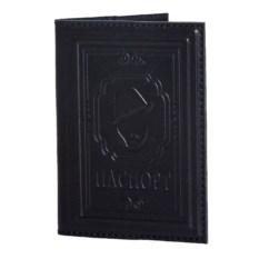 Обложка для паспорта «Джентльмен»