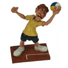 Декоративная фигурка Звезда волейбола