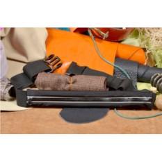 Универсальный черный cпортивный чехол на пояс для телефона