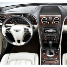 Тест-драйв Bentley Continental GT (20 мин).