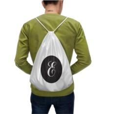 Рюкзак с полной запечаткой Монограмма