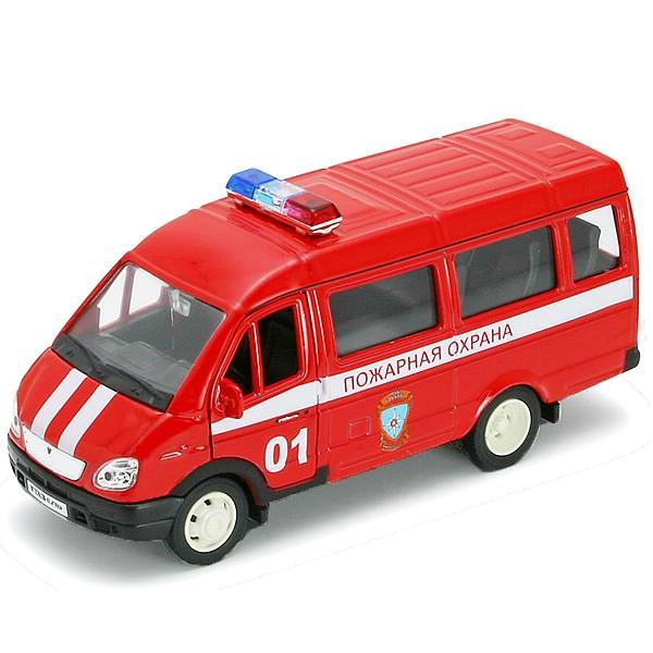 Модель машины  ГАЗель Пожарная охрана