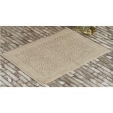 Махровый коврик для ванной Gonca Esra (цвет: бежевый)