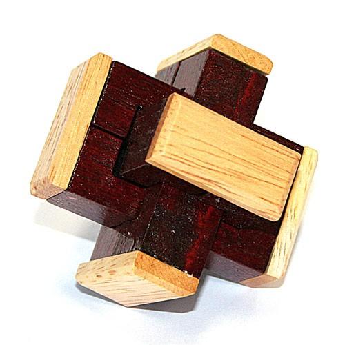 Головоломка деревянная К24