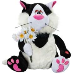 Музыкальная мягкая игрушка Мартовский кот