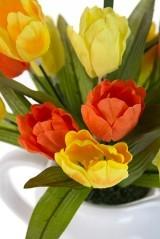 Композиция декоративная Тюльпаны