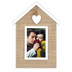 Рамка с вашим фото «Домик»