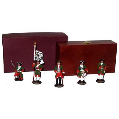 Набор миниатюр «Петровская дружина»