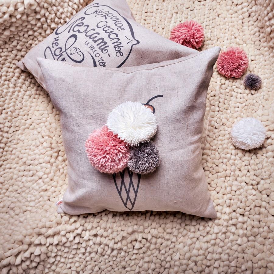 Подушка Мороженка